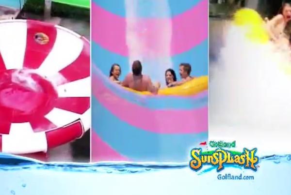 SunSplash Golfland TV Commercial