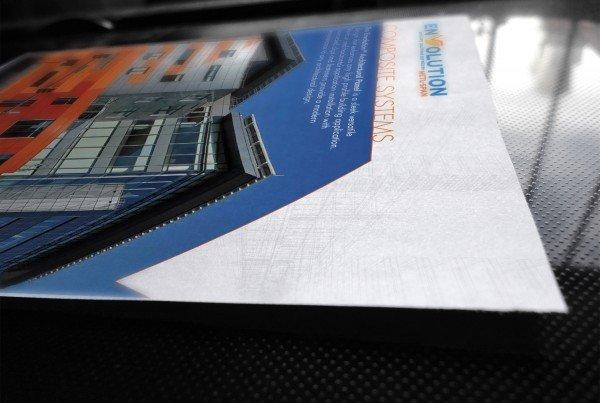Envolution Flyer Design