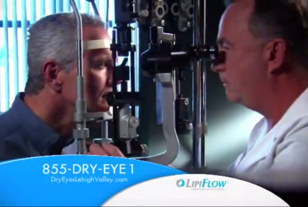 LipiFlow Eye Care Television Commercial