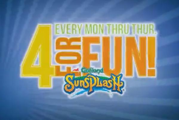 SunSplash Golfland TV Commercial 02