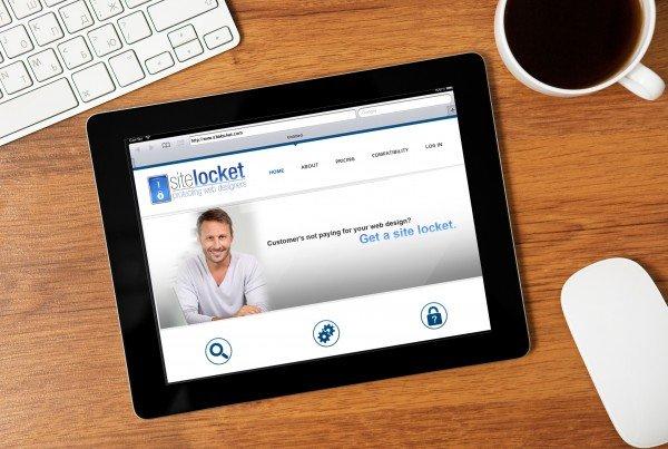 Site Locket Mobile Responsive Website