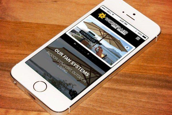 Woz Fans Responsive Website Design