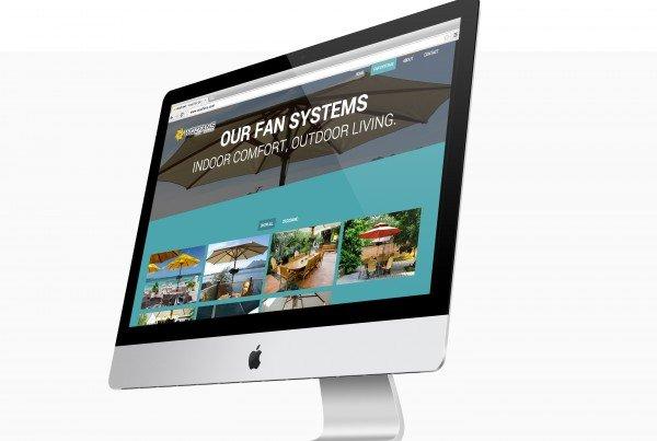 Woz Fans Website Design