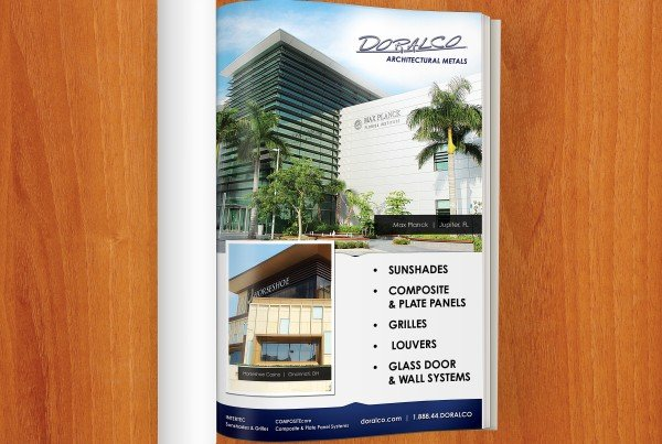 Doralco Print Advertisement Design
