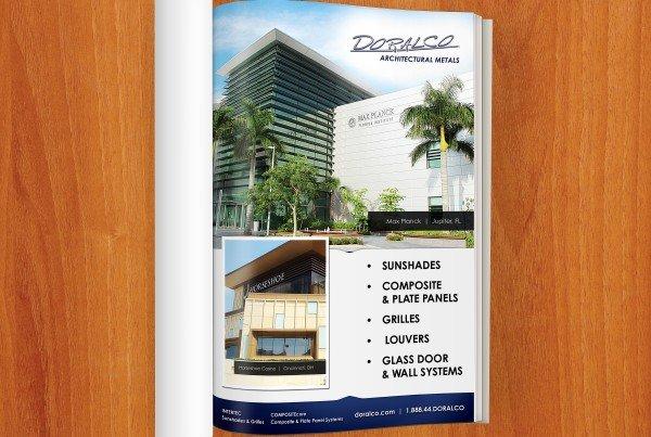 Doralco Print Advertisement Design
