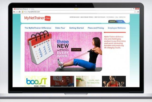 mynettrainer web design consulting